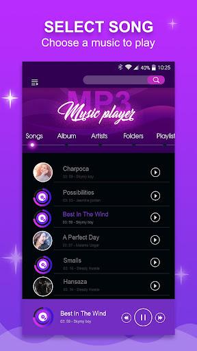 Music player 1.3.1 screenshots 1