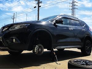 エクストレイル T32  ブラックエクストリーマーX 4WD のカスタム事例画像 ビート1キュンさんの2018年12月08日03:39の投稿