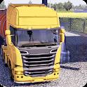 Truck parking Adventure Truck parking simulator 3d icon