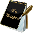 My Notepad icon