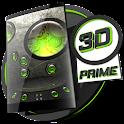 Steampunk Green - Next Theme icon