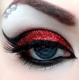 Eye Make-up Gallery- screenshot thumbnail
