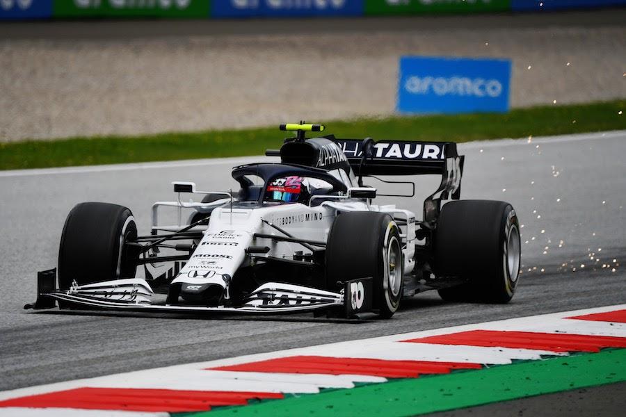 2020年F1第1戦オーストリアGP