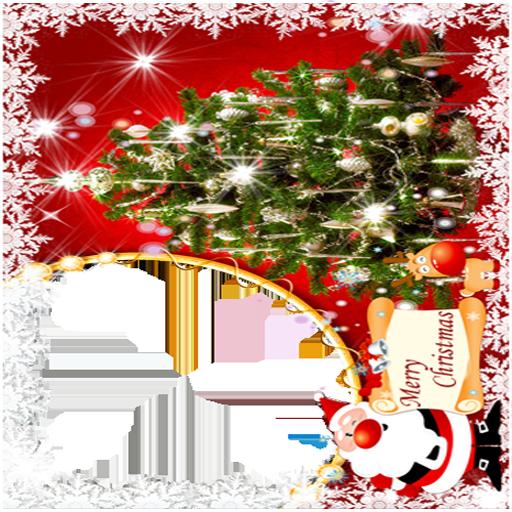 Christmas Photo Frame 娛樂 App LOGO-硬是要APP
