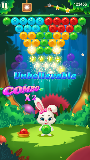 Rabbit Pop- Bubble Mania 3.1.1 screenshots 7