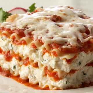 Lasagna Formaggio