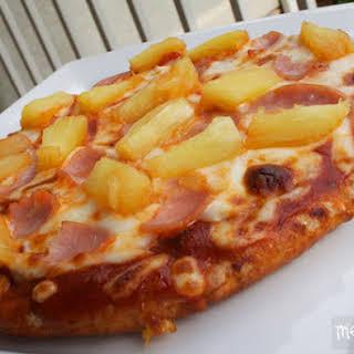Personal Pita Pizza.