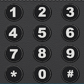 THEME BLACK LEATHER EXDIALER 2