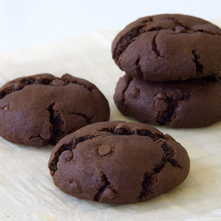 Vegan Double Chocolate Chip Cookies Recipe