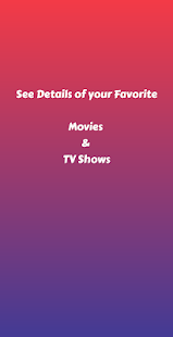 MoviePro - Discover and Track TV Shows Screenshot