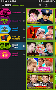 Smosh - The Official App- screenshot thumbnail