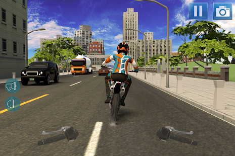 Traffic Dodge Moto 1.0.1 APK + MOD (Unlimited Money)