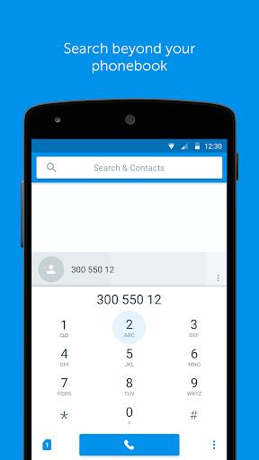 Truedialer - Phone & Contacts screenshot 2