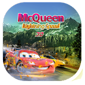 McQueen ultimate race lightenning cars : Fast 3D