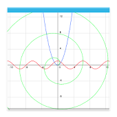 Grapher - graphing calculator