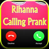 Rihanna Calling Prank