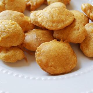 Potato Fritters.