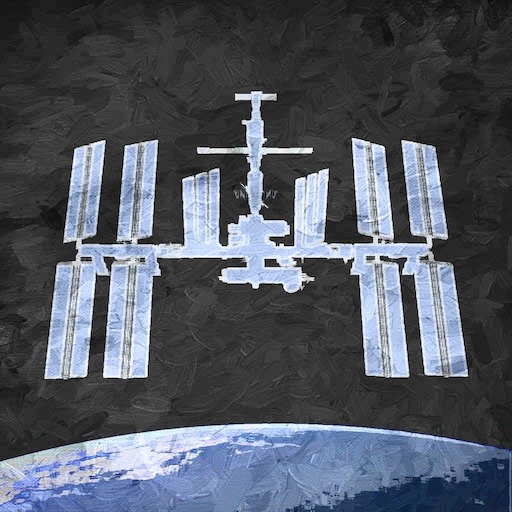 ISS HD Live: Live Earth View Icon