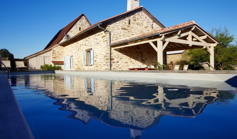 Maison avec piscine Thiviers