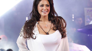 Casey Batchelor in a secret relationship