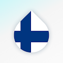 Drops: Finnish language learning icon