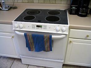 Photo: Flat-top stove