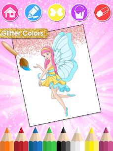 Princess Coloring Book ❤ 2