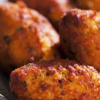 Brazilian Chicken Balls.