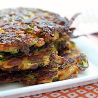 Zucchini Latkes Healthy Recipes
