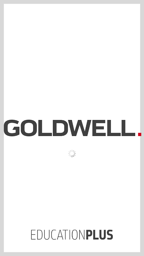 GOLDWELL EDUCATION PLUS- screenshot