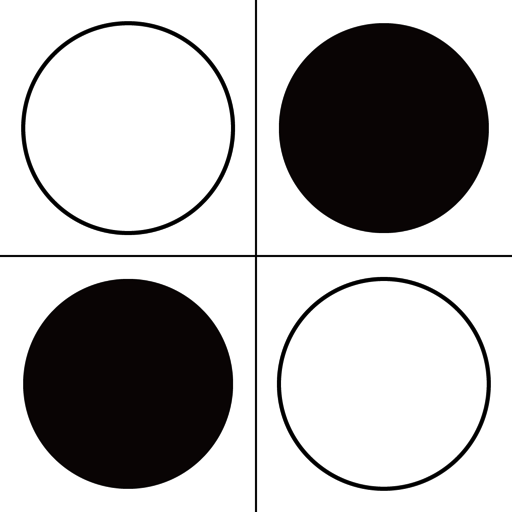 The Reversi Board 棋類遊戲 App LOGO-硬是要APP
