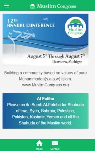 玩免費遊戲APP|下載Muslim Congress app不用錢|硬是要APP