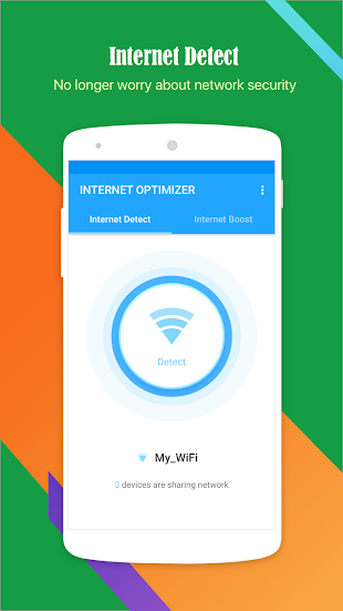 Internet Optimizer 的iPhone 应用程序- 下载的iOS从minispinetta