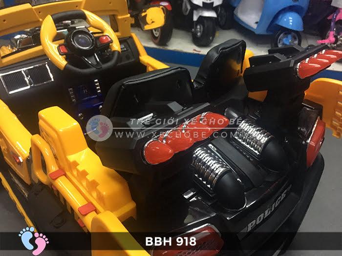 xe oto dien tre em BBH-918 19