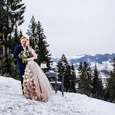 Wedding photographer Vlada Bushueva (vladabush). Photo of 25.01.2016