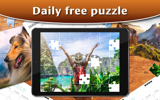 Jigsaw Puzzle Collection HD - puzzles for adults 1.2.0 screenshots 3