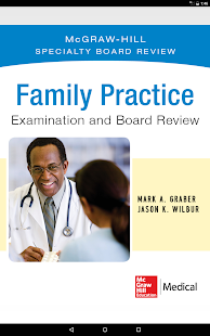 Family Practice Board Review- screenshot thumbnail