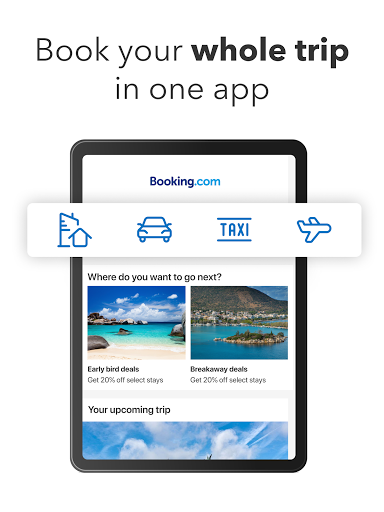Booking.com: Hotels, Apartments & Accommodation 23.8 Screenshots 6