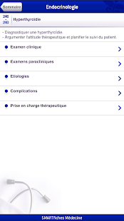 SMARTfiches Endocrino. Free- screenshot thumbnail