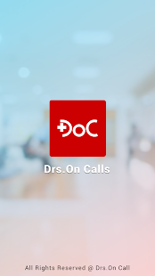 Download Drs.On Calls Provider For PC Windows and Mac apk screenshot 5