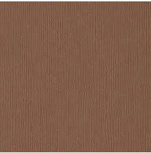 Bazzill Cardstock 12X12 25/Pkg FOURZ - Cinnamon Stick