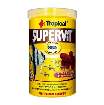 Tropical Supervit Basic 1000ml/200g