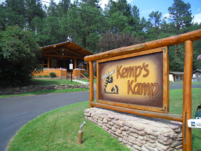 Photo: Day 24 Hot Springs SD to Mt Rushmore (Keystone SD) 53 miles 5600' climbing  Our Home in Keystone SD