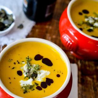 Cream Of Fresh Pumpkin Soup Recipes