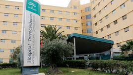 Las menores de edad se encuentran en el Hospital Universitario Torrecárdenas.