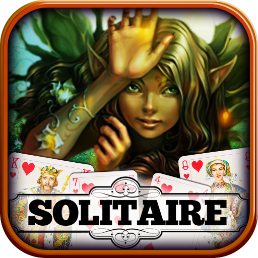 紙牌App|Solitaire: Garden of Eden LOGO-3C達人阿輝的APP