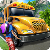 School Bus Driver 2016 Android APK Download Free By Fun Blocky Games