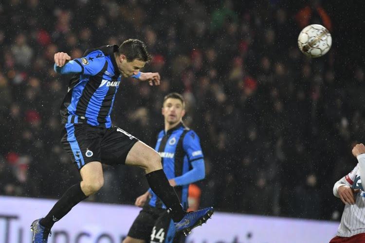 Club Brugge mist verdediger zes maanden, nu ook Dennis geblesseerd