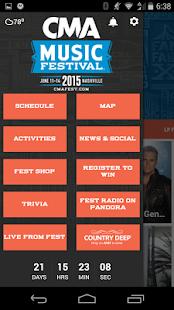 2015 CMA Music Festival- screenshot thumbnail