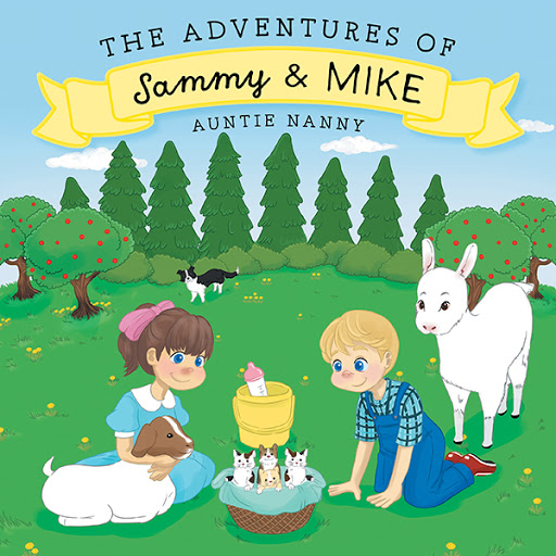 The Adventures of Sammy and Mike cover